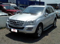 MERCEDES BENZ ML 350 4-MATIC 2012