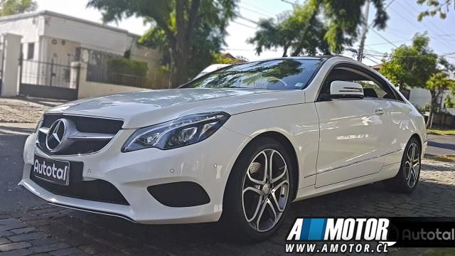 MERCEDES BENZ E 250 COUPE 2014