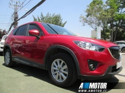 MAZDA CX-5  2.0 R AT BUEN ESTADO 1 DUE?A 2014