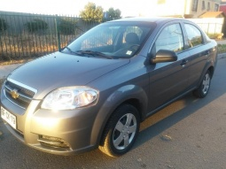 CHEVROLET AVEO  SEDAN LS NB 1.4 MT ABS 2014