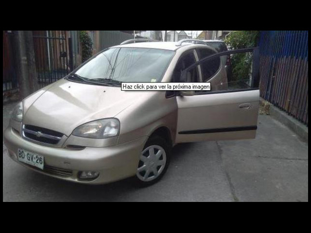 CHEVROLET VIVANT  LS MC 2008