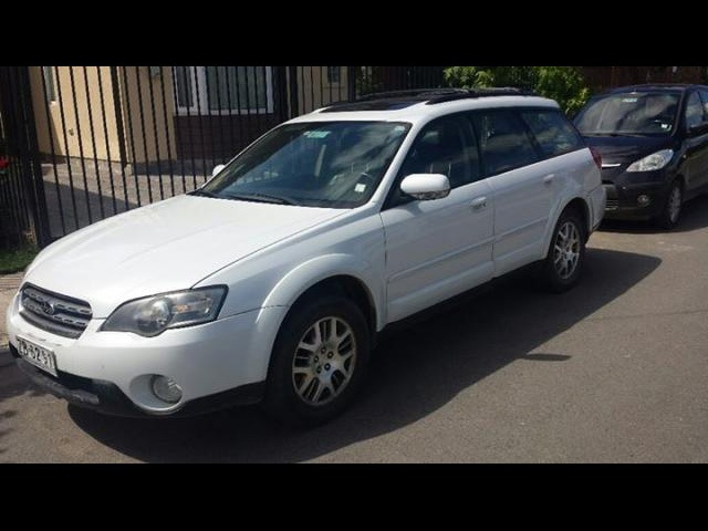 SUBARU OUTBACK  2.5I AWD AT 2006
