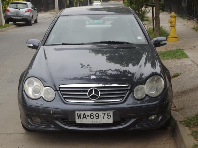 MERCEDES BENZ C 200  coupe 2006