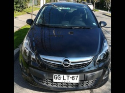 OPEL CORSA  COLOR HB3 1.4T MT 2014
