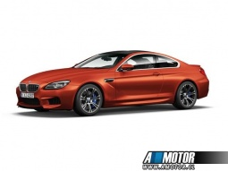 BMW M6  Coupe 2018