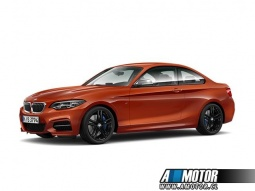 BMW 220 i Coupe Executive 2018