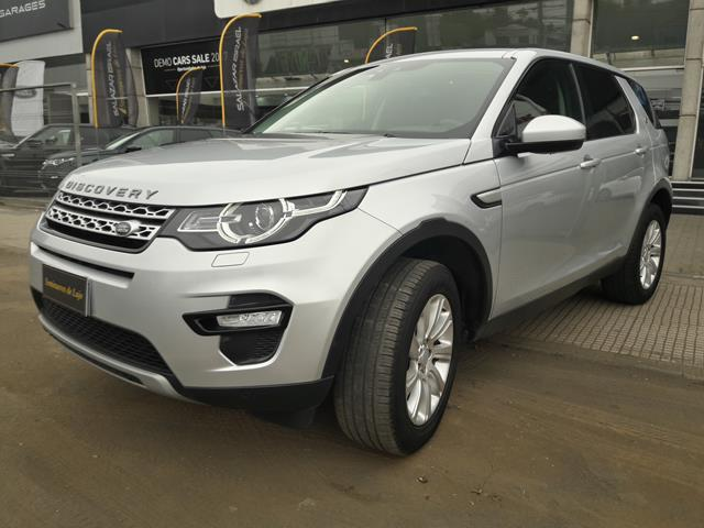 LAND ROVER DISCOVERY DISCOVERY SPORT AWD 2.2 AUT 2016