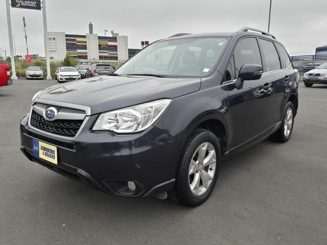 SUBARU FORESTER ALL NEW  XS 2.0 AUT 2014