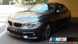 BMW 435 COUPE 3.0 2014