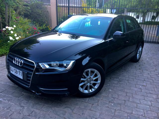 AUDI A3  ATTRACTION 1.2 TFSI MANUAL 2014