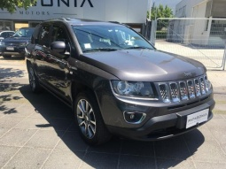 Station Wagon JEEP COMPASS  LIMITED 2.4 AUT AWD 2016 - Autos Usados