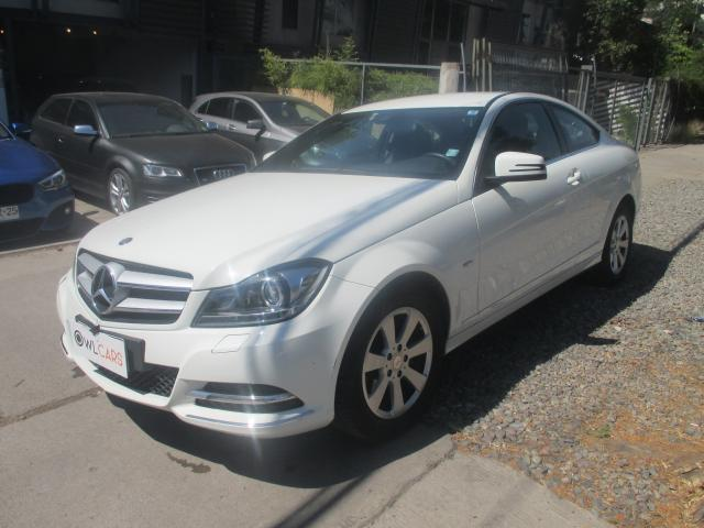 MERCEDES BENZ C 180  CGI COUPE 2012