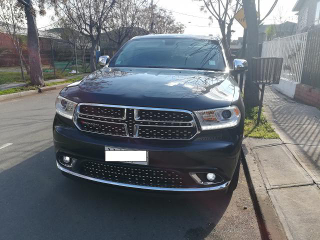 DODGE DURANGO  LIMITED 3.6L 2014