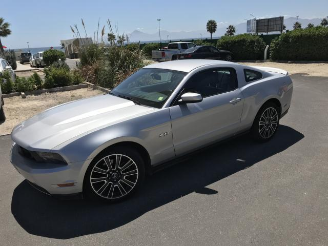 FORD MUSTANG  COUPE  GTD DELUXE 5.0L 2012