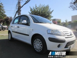 CITROEN C-3  1.4 AIRE 80.000 KMS 1 DUE?O 2010
