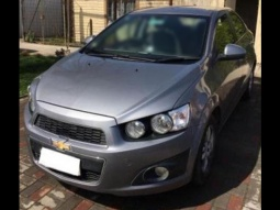 CHEVROLET SONIC  LT NB 1.6 MT 2012
