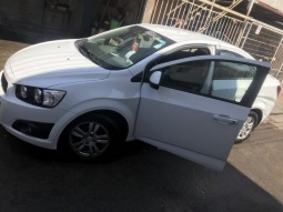 CHEVROLET SONIC  LT NB 1.6 MT 2013