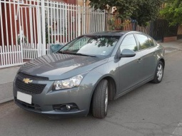 CHEVROLET CRUZE  NB LS 1.8 AT 2AB T.CUERO 2011