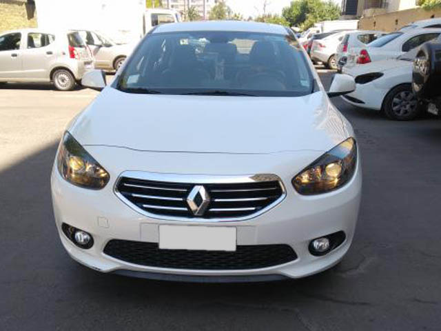RENAULT FLUENCE  PRIVILEGE AT 2014