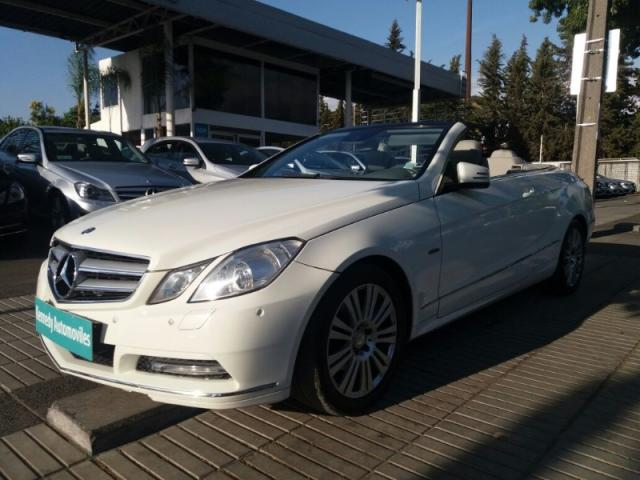MERCEDES BENZ E 250 E 250 CABRIOLET AT 2012
