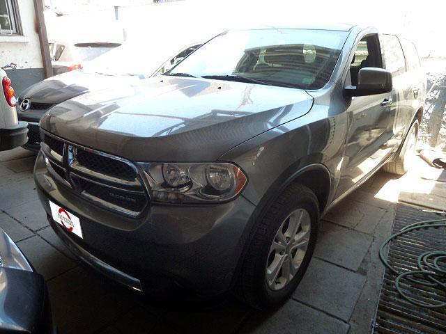 DODGE DURANGO  EXPERSS 2012