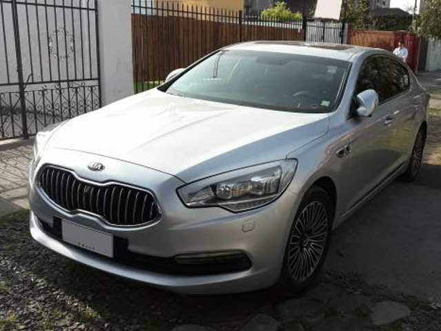 KIA MOTORS QUORIS  SX 3.8 8AT 2014