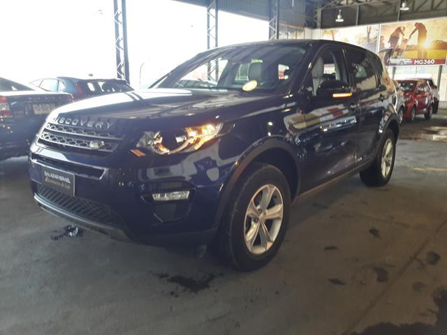 LAND ROVER DISCOVERY DISCOVERY SPORT 4X4 2.0 AUT 2016