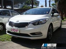 KIA MOTORS CERATO 5 TOP DE LINEA 2014