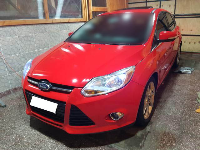 FORD FOCUS  SE 5P AT 2013
