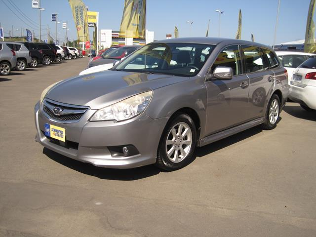 SUBARU LEGACY ALL NEW LEGACY 2.0I AWD XS AUT 2010