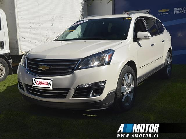 Station Wagon CHEVROLET TRAVERSE  ltz 2016 - Autos Usados