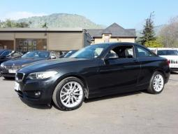 BMW 220 COUPE 2015
