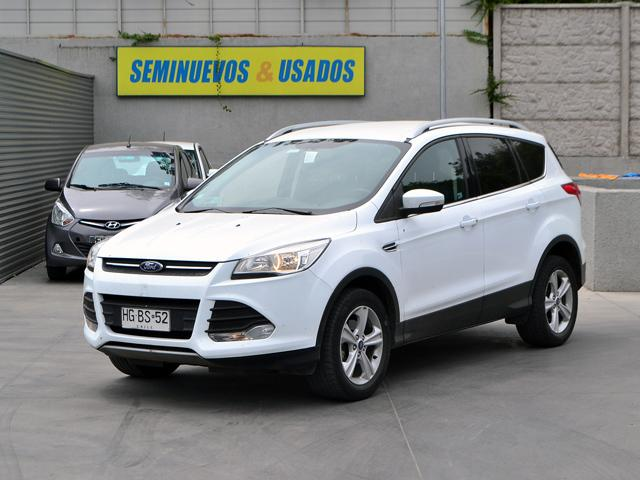 Jeep/SUV FORD ESCAPE  ESCAPE 2.5 2015 - Autos Usados