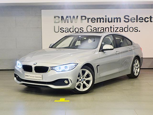 BMW 420 GRAN COUPE 2016