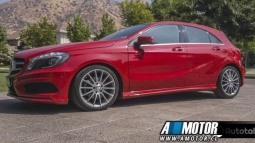 Automóvil MERCEDES BENZ A 200  BLUEFFICIENCY MT 2015 - Autos Usados