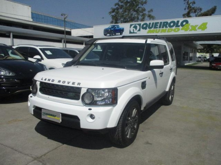 LAND ROVER DISCOVERY  4 SDV6 HSE DIESEL (ALTO RENDIMIENTO) 2012
