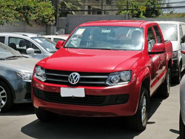 VOLKSWAGEN AMAROK  POWER PLUS TDI 2013
