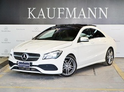 MERCEDES BENZ CLA 250 at 2017