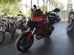 DUCATI MULTISTRADA 1200S RED  2014