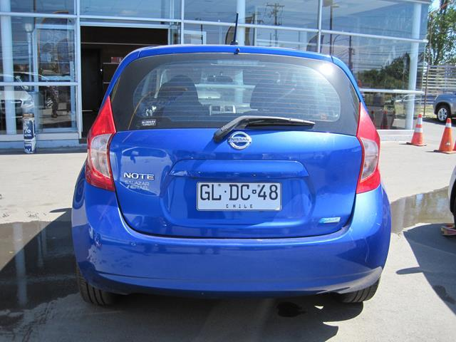 NISSAN NOTE  NOTE ADVANCE 1.6 2014