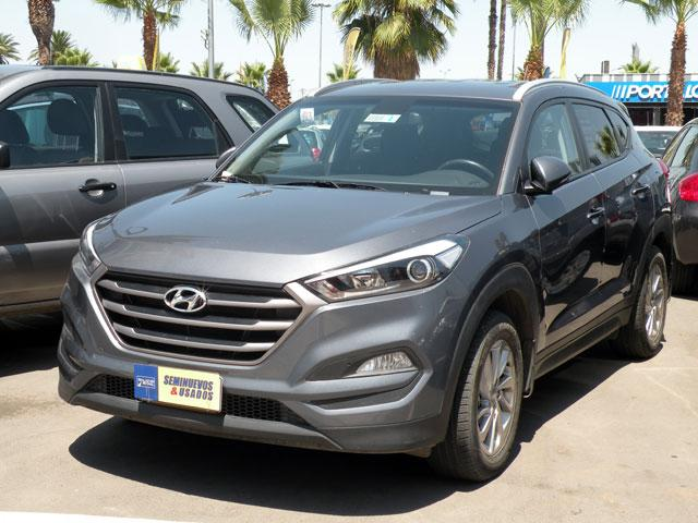 HYUNDAI TUCSON NEW TUCSON GL 2.0 AT 2016