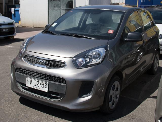 KIA MOTORS MORNING MORNING EX 1.0 2016