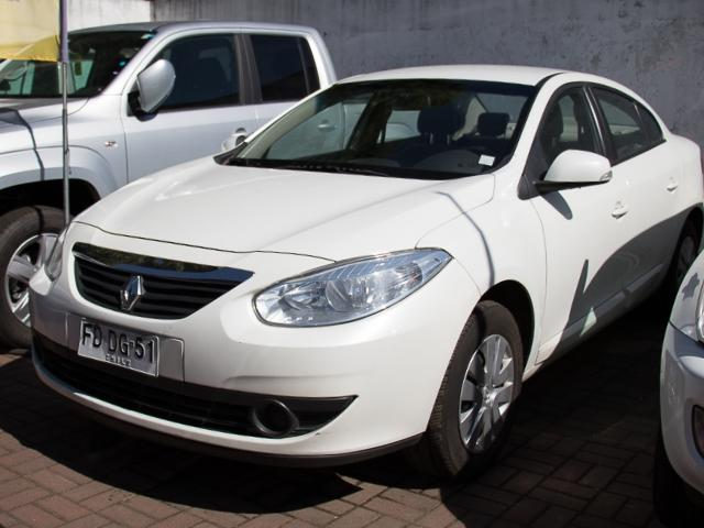 RENAULT FLUENCE FLUENCE AUTHENTIQUE 2.0 2013
