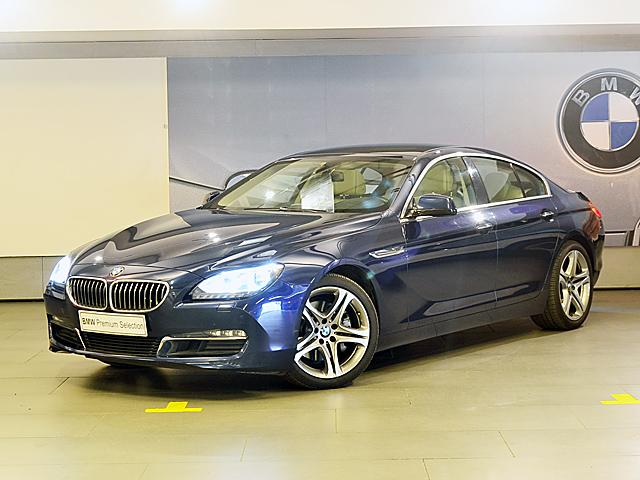 BMW 640 i gran coupe 2015