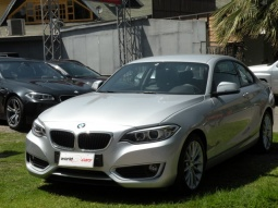 BMW 220 I COUPE 2.0 AUT 2014