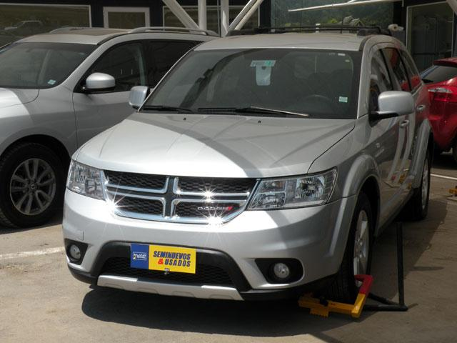 Jeep/SUV DODGE JOURNEY  JOURNEY 2.4 2014 - Autos Usados