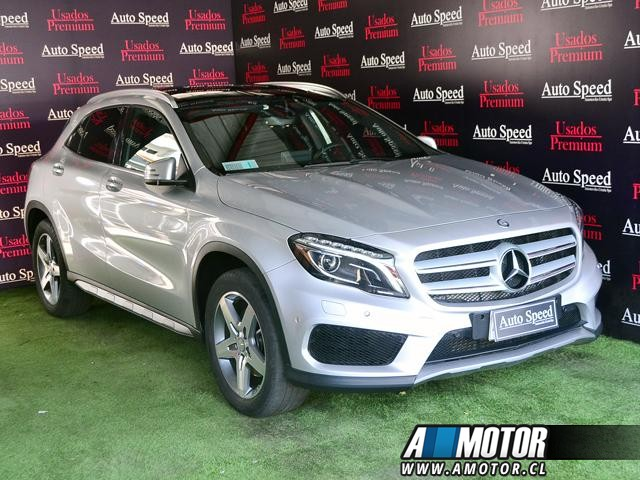 MERCEDES BENZ GLA 220 D 4MATIC 2016