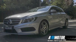 Automóvil MERCEDES BENZ A 200  BLUE EFFICIENCY AT 2016 - Autos Usados