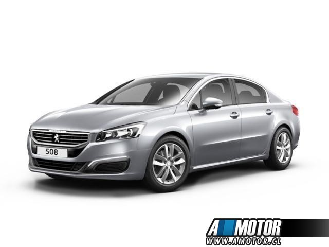 PEUGEOT 508 ALLURE 1.6 THP 165HP EAT6 2018 - Autos Usados
