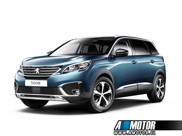 PEUGEOT 5008 GT 2.0 BLUEHDI180HP EAT6 E6 2018